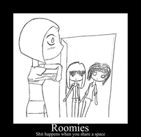 Roomies by ShelterLight