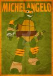 TMNT: MICHELANGELO by GTR26