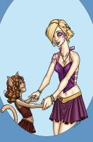 Trade: Jamie and Ophelia by emperial