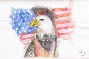 American Eagle by ofir98