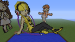Pokemon Elesa Sprite by HaloFreak001