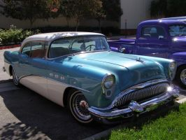 50s Buick Century by Jetster1
