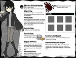 MH OC - Edward's Scissorhands Son (updated) by kakunabe