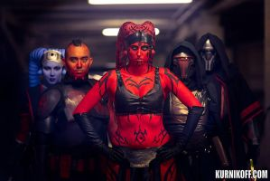 Star Wars - Beware The Sith by KellyJane