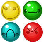 Four Emotes by iFawn