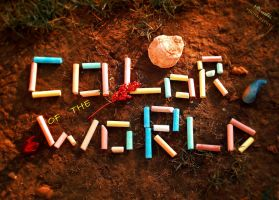 Color of the world by Piroshki-Photography