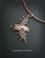 bird pendant by nastya-iv83