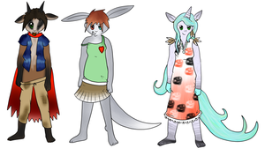 2 dollar adopts batch 2 by CleverConflict