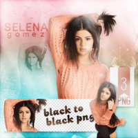 PNG Pack(373) Selena Gomez by BeautyForeverr