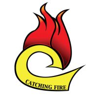 Catching Fire Logo by creynolds25