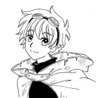 Just Syaoran by MunMunChan
