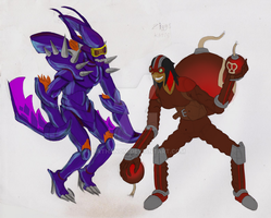 League of parasites by NathanOM