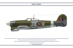 Typhoon GB 1 Sqn 1 by WS-Clave