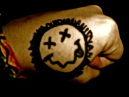 Nirvana.. Hand.. Random.. by Darkerhaze