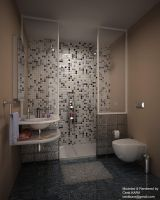 Bathroom Render camera 01 by cenkkara