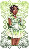 Sailor Tiana by Roots-Love