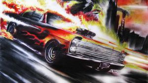 Death race by dan996
