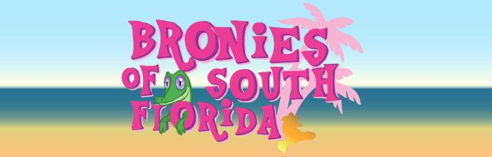 Bronies Of South Florida by Al3xGuerra