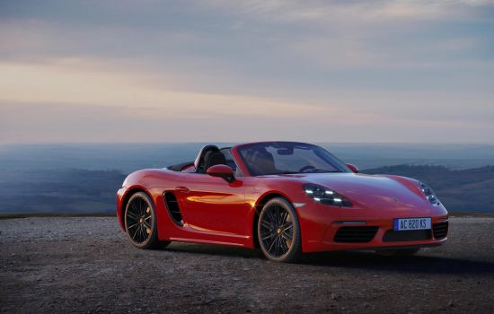 Porsche 718 Boxster S by cgiout