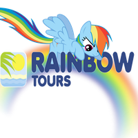 Rainbow Tours (dash) by Golden-fly