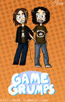 Game Grumps by Salami-Butts
