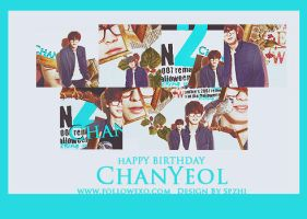 HB TO ChanYeol by Spzhi