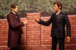 The eleventh Doctor meets the tenth Doctor by GhostLord89