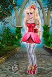 Apple White - Ever After High by kharis-art