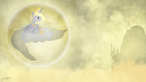 Princess Derpy Hooves - Goddess of Equestria by Jamey4