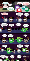 SC70,71,72 - GHOST STORIES 4 by simpleCOMICS