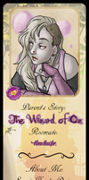 EverAfter : Gwendalyn the quote unquote Good Witch by PailKnight