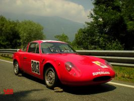 Abarth 1000 bialbero '60 by franco-roccia