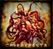 Creepypasta band by Zlata666