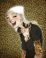 Just Laughing - Rockabilly vrs by paulorocker