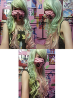 Princess Celestia My Little Pony Wig -Deluxe- by KyonkoHizara