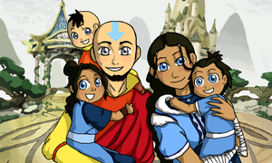 Kataang Family by da-dork