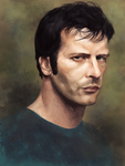 Thomas Jane by Daanny