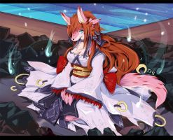Fox Spirit by dragoon86