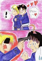 Don't mess with Riza Part 1 by obin-chan31
