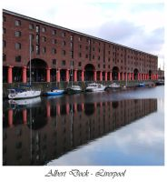 Albert Dock - Liverpool by terresebatate