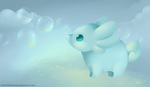 :Mimae Bubbles: by PrePAWSterous