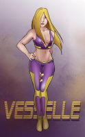 Commish : Vesselle by EuniceGamboa