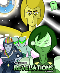 Cover of -Revelations- (comic preview) by Jchanel404