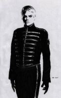 A Black Parade-ish Gerard Way by ihni