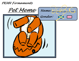 Firmament Pet Meme- Bedbug by ParzifalsJudgment