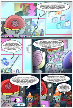 Fallout Equestria: The Ghost of the Wastes Part 10 by alfredofroylan2