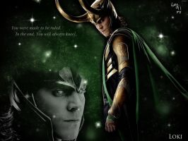Loki 3 by Evymonster9406