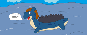 Daniela the Lapras by thetrans4master