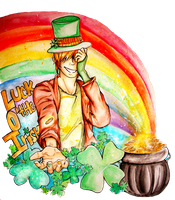 Luck O' the Irish by MoPotter