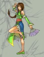 Sze Ching Finished by ChanpART